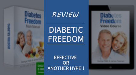 Diabtetic Freedom Review